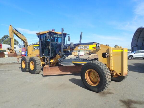 Used Machinery Perth | Excavators, Dozers, Graders For Sale